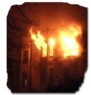 Fire is a major problem in both domestic and commercial properties